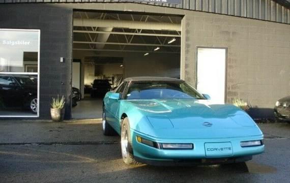 Chevrolet Corvette 5,7 Cabriolet aut.