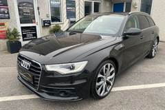 Audi A6 3,0 TDi S-line Avant quattro Tiptr