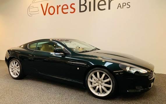 Aston Martin DB9 6,0 Coupé aut.
