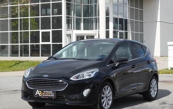 Ford Fiesta 1,0 EcoBoost Titanium B&O Play
