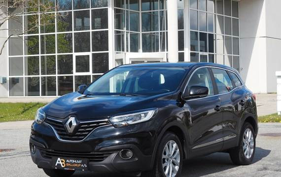 Renault Kadjar 1,5 dCi 110 Intens EDC
