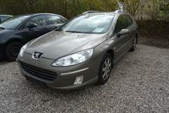 Peugeot 407 1,6 HDi Performance SW