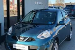 Nissan Micra 1,2 Visia City