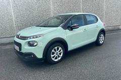 Citroën C3 1,6 BlueHDi 100 Iconic LTD