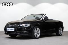 Audi A3 1,4 TFSi 125 Ambiente Cabriolet