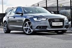 Audi A6 3,0 Avant  biturbo TDI Quattro Tiptr.  Stc 8g Aut.