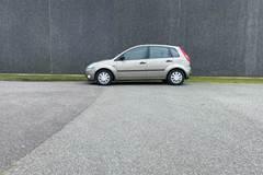 Ford Fiesta 1,6 Ghia