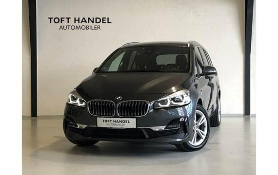 BMW 218d 2,0 Gran Tourer Sport Line aut. 7prs