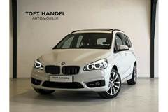 BMW 218d 2,0 Gran Tourer Luxury Line aut. 7prs