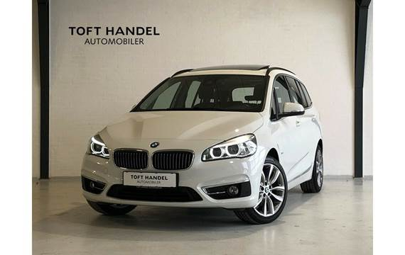 BMW 218d 2,0 Gran Tourer Luxury Line aut. 7prs