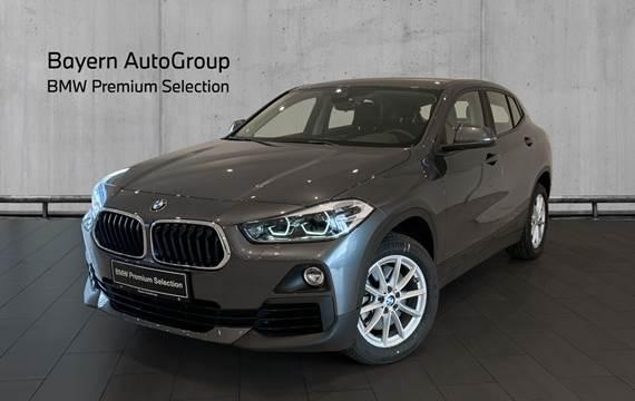 BMW X2 2,0 sDrive20i Advantage aut.