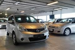 Nissan Note 1,4 16V Visia  Van