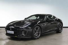 Jaguar F-Type 3,0 P400 Sport Coupé aut.