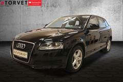 Audi A3 2,0 TDi Ambiente Sportback S-tr.