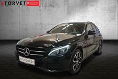 Mercedes C200 d 2,2 Avantgarde stc. aut.