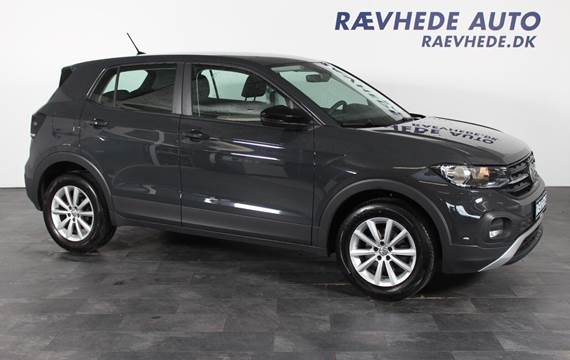 VW T-Cross 1,0 TSi 95