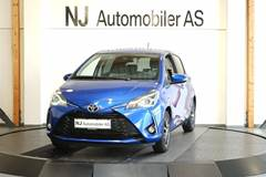 Toyota Yaris 1,5 VVT-iE T3 Smart