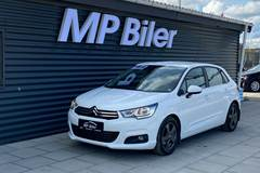 Citroën C4 1,6 BlueHDi 120 Challenge EAT6