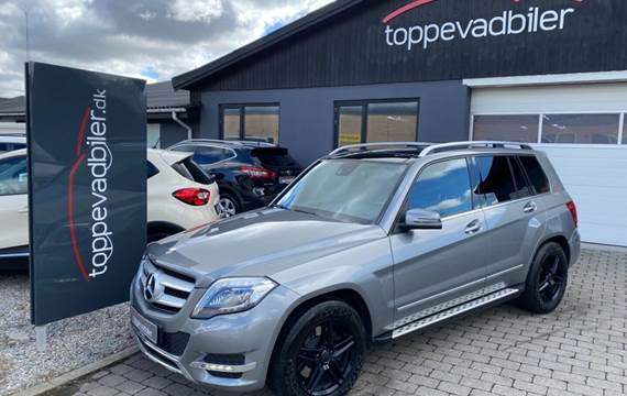 Mercedes GLK250 2,2 BlueTEC aut. 4Matic Van