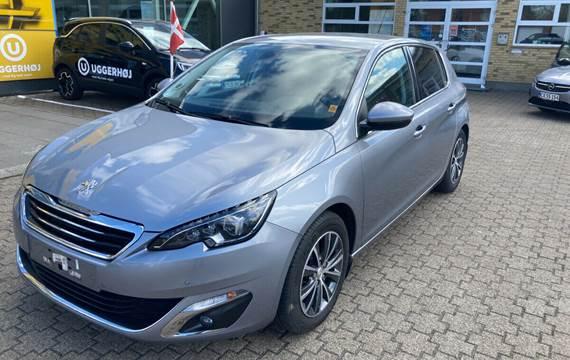 Peugeot 308 1,6 BlueHDi 120 Allure