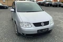 VW Touran 1,6 FSi Trendline