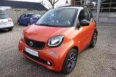 Smart Fortwo 1,0 Edition 1