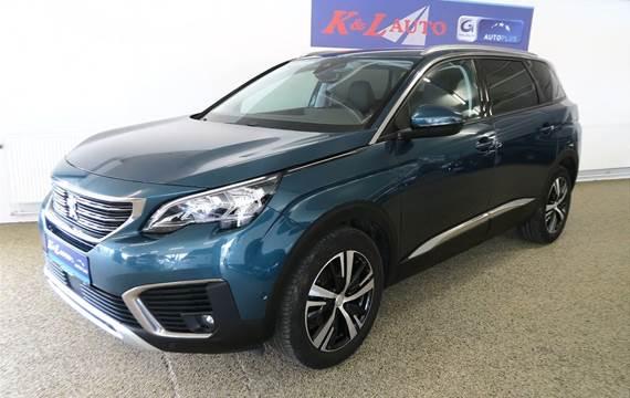 Peugeot 5008 2,0 BlueHDi 150 Allure