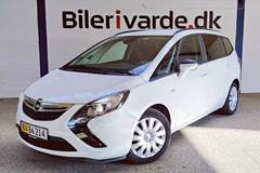Opel Zafira 2,0 CDTi 130 Enjoy eco Flexivan