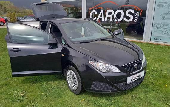 Seat Ibiza TDI PD DPF Reference Eco 80HK 5d