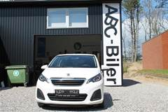 Peugeot 108 1,0 e-Vti Active Top! 69HK 3d