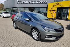 Opel Astra Turbo Elegance 145HK 5d Trinl. Gear