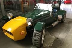 Westfield 7 SE 1,6 Roadster