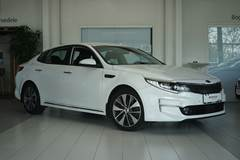 Kia Optima 1,7 CRDi 141 Advance DCT