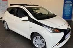 Toyota Aygo 1,0 VVT-I X-Sky Foldetag  5d