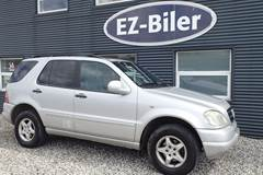Mercedes ML320 3,2 aut. Van