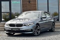 BMW 520d 2,0 aut.