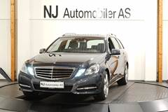 Mercedes E350 3,5 CGi Avantgarde stc. aut. BE