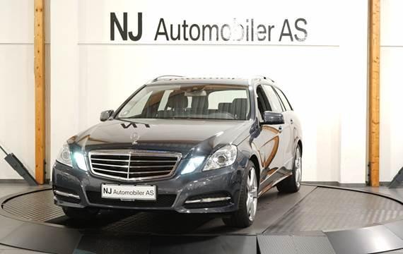 Mercedes E350 3,5 CGi Avantgarde stc. aut. BE