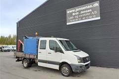 VW Crafter 2,0 TDI