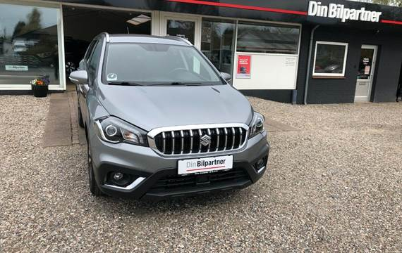 Suzuki S-Cross 1,0 Boosterjet Exclusive