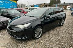 Toyota Avensis 1,8 VVT-i T2 Executive Touring Sports MDS