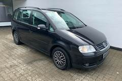 VW Touran 1,9 TDi 105 DSG