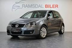 VW Golf V 2,0 TDi 140 GT Sport DSG