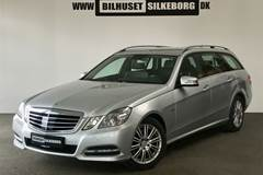 Mercedes E250 1,8 Avantgarde stc. aut. BE