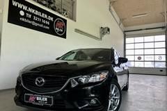 Mazda 6 2,0 Sky-G 165 Vision stc. aut.