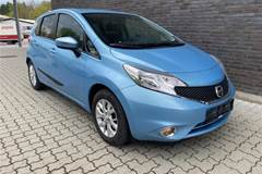 Nissan Note 1,2 1.2 5 M/T
