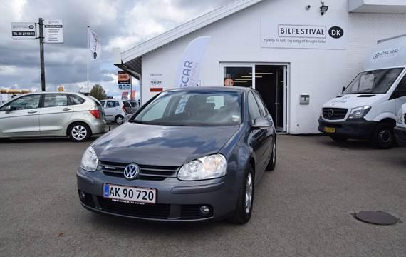 VW Golf V 1,9 TDi 105 Trendline BM