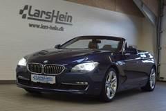 BMW 640i 3,0 Cabriolet aut.