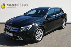Mercedes GLA220 d 2,1 CDI 4-Matic 7G-DCT 177HK 5d 7g Aut.