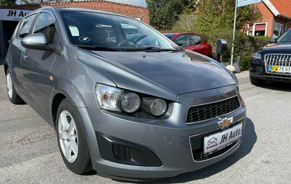 Chevrolet Aveo 1,2 LT ECO